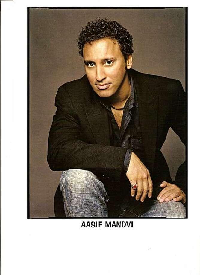 Aasif Mandvi Photo: Courtesy SFIAFF