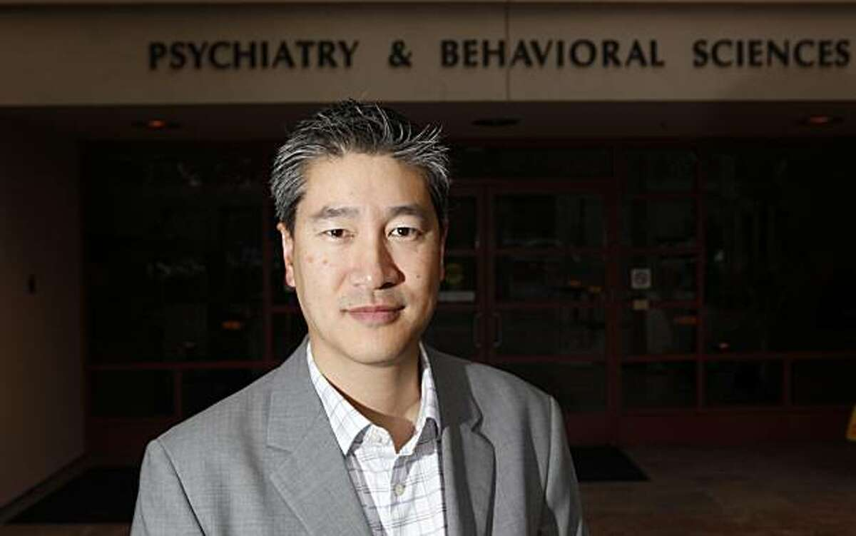 Kiki Chang, Stanford Pediatric Bipolar Disorders Program director is seen on Thursday, December 2, 2010 in San Francisco, Calif.