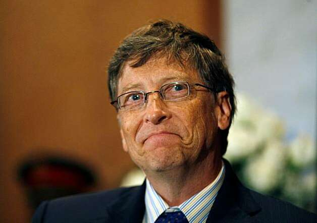 Bill Gates' foundation is giving $168.7 million to research a new generation of malaria vaccines.  (AP Photo/Kathy Willens) Photo: Kathy Willens, AP