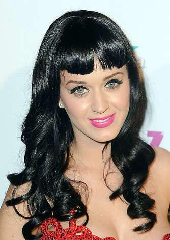 In this March 27, 2010 file photo, Katy Perry arrives at  Perez Hilton's birthday party in Los Angeles. Photo: Katy Winn, AP