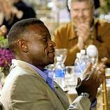 "Rickey HendersonThe Oakland A's Community Fund's third Annual Dinner on the Diamond at McAfee Coliseum raised more than $100,000 for the A's Community Fund and LA based camp ""The Painted Turtle"" for children with serious health issues."