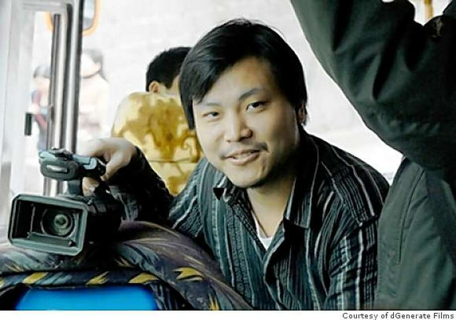 Chinese underground filmmaker Ying Liang. Photo: Courtesy Of DGenerate Films