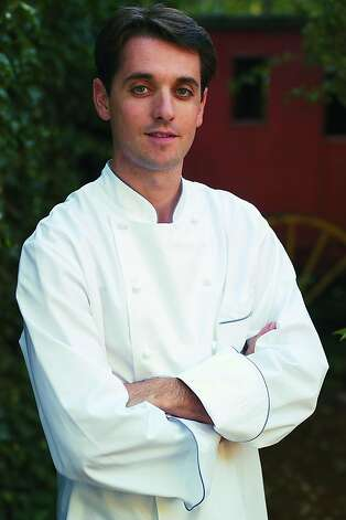 Chef Jerome Viel enjoys branching out from the traditional steakhouse menu of Will's Fargo for special events, such as the upcoming series of winemaker's dinners. Photo: Courtesy Will's Fargo