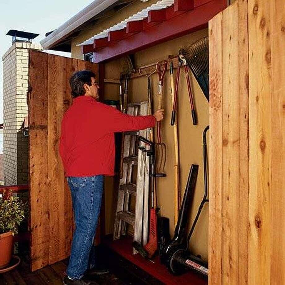 Как сделать стены в сарае