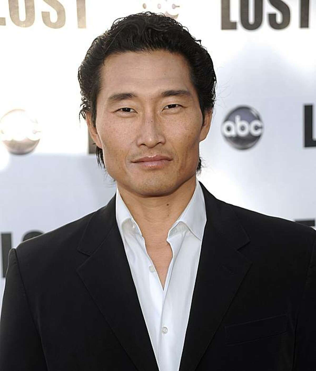 """Actor Daniel Dae Kim arrives at the """"Lost Live: The Final Celebration"""" in Los Angeles on Thursday, May 13, 2010."""