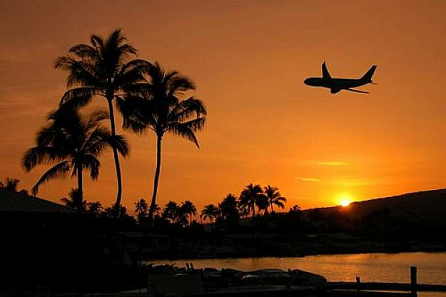 Good news for island lovers: more flights to Hawai'i have created competition and lowered airfares. Photo: Mike Brake, Shutterstock