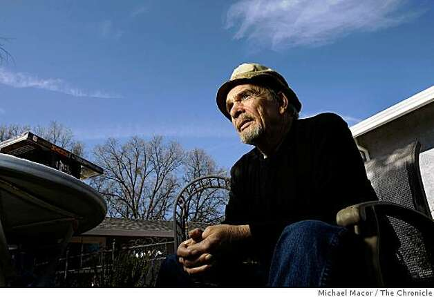 Country music legend Merle Haggard, on Wednesday Mar. 19, 2009, Haggard at his home in Palo Cedro, Calif., near Shasta Lake. Haggard will perform a show next month in Santa Rosa as he is still touring with his band and is now in his early seventies. Photo: Michael Macor, The Chronicle