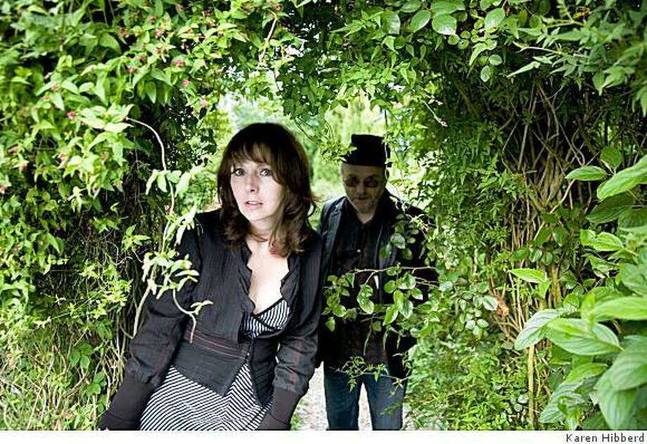 Wreckless Eric and Amy Rigby perform Friday, Sept. 5, at Thee Parkside.