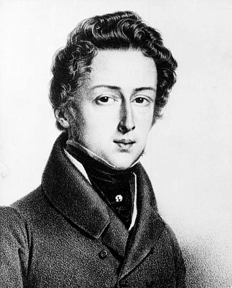 200th birthday: Chopin, not-quite twin Schumann - SFGate