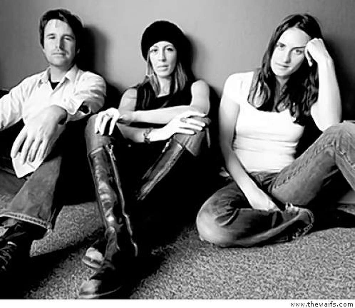 The Waifs play the Great American Music Hall on Saturday and Sunday, Aug. 23-24.