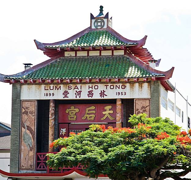 Two centuries of Chinese culture in Hawaii - SFGate