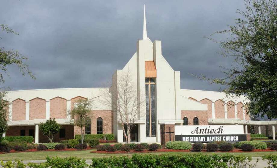 Antioch Missionary Baptist Church has applied for a zoning variance to open a school and activity center in a newly built multi purpose facility on its property.    Dave Ryan/The Enterprise