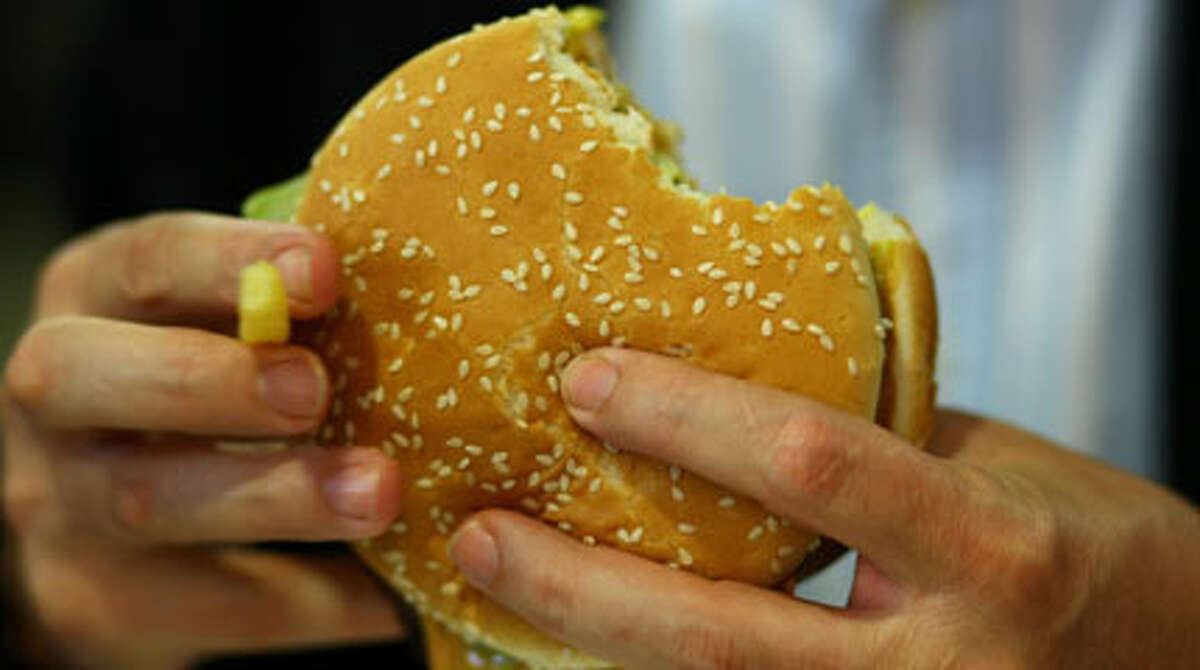The Whopper. Photo by Getty Images