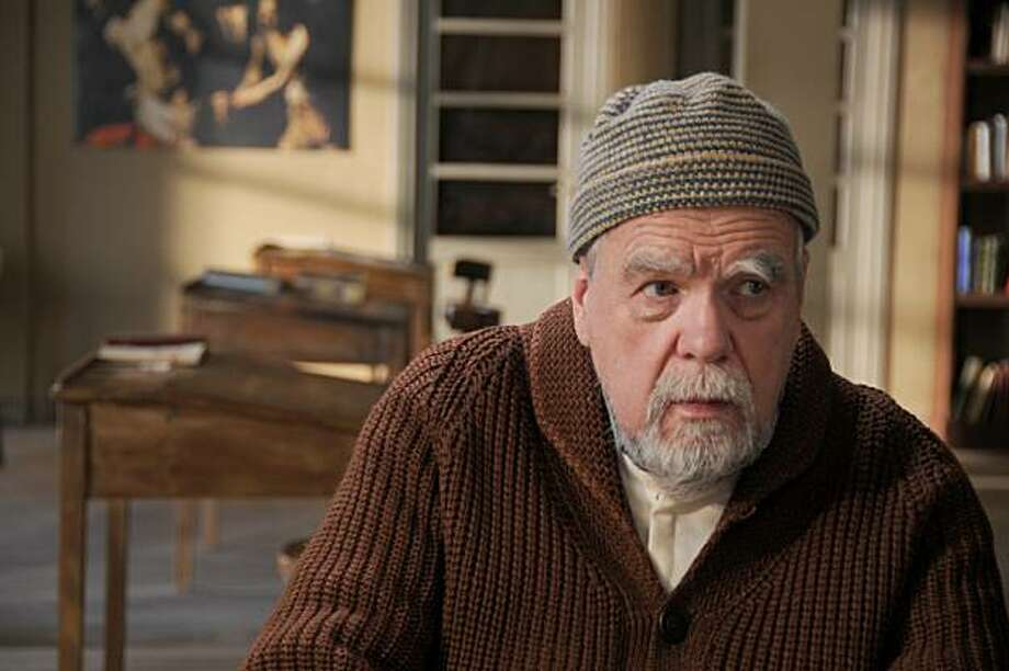 "Michael Lonsdale as Luc in ""Of Gods and men"" Photo: Marie-Julie Maille, Why Not Productions"