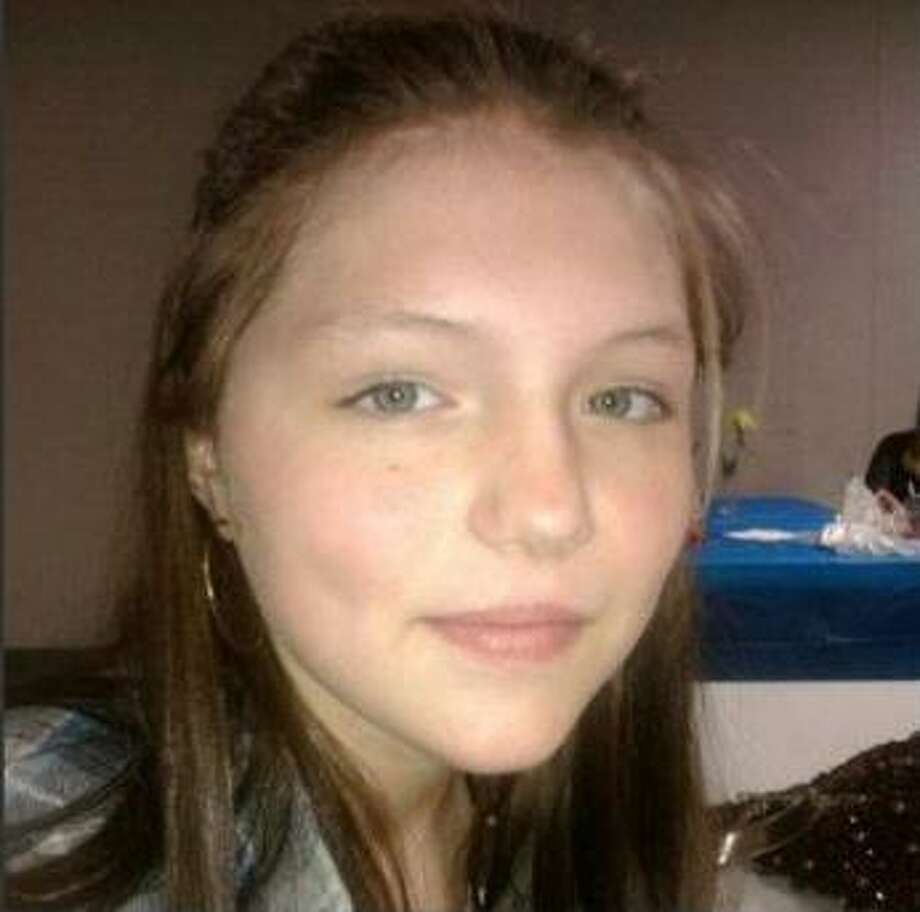 Kristen Kirkland, 14, died Saturday in a Newton County wreck. Photo: Courtesy Of Facebook