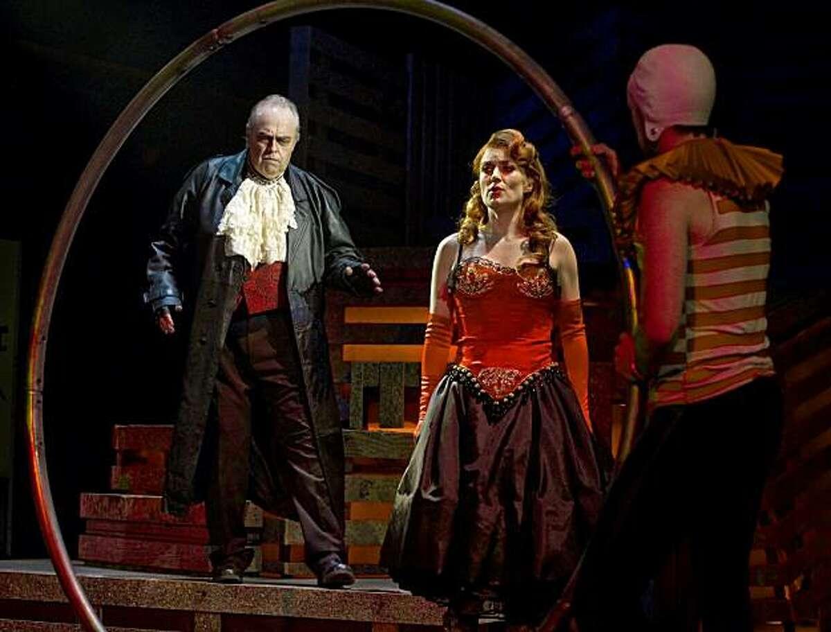 John Duykers and Marnie Breckenridge in Philip Glass'