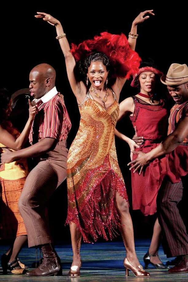"""Taprena Augustine stars as Shug in the national touring company of """"The Color Purple"""" playing New Haven's Shubert Theatre Jan. 13 to 15. Photo: Contributed Photo"""