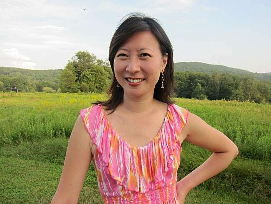 "cheryl tan author of ""a tiger in the kitchen"" Photo: John Searles"