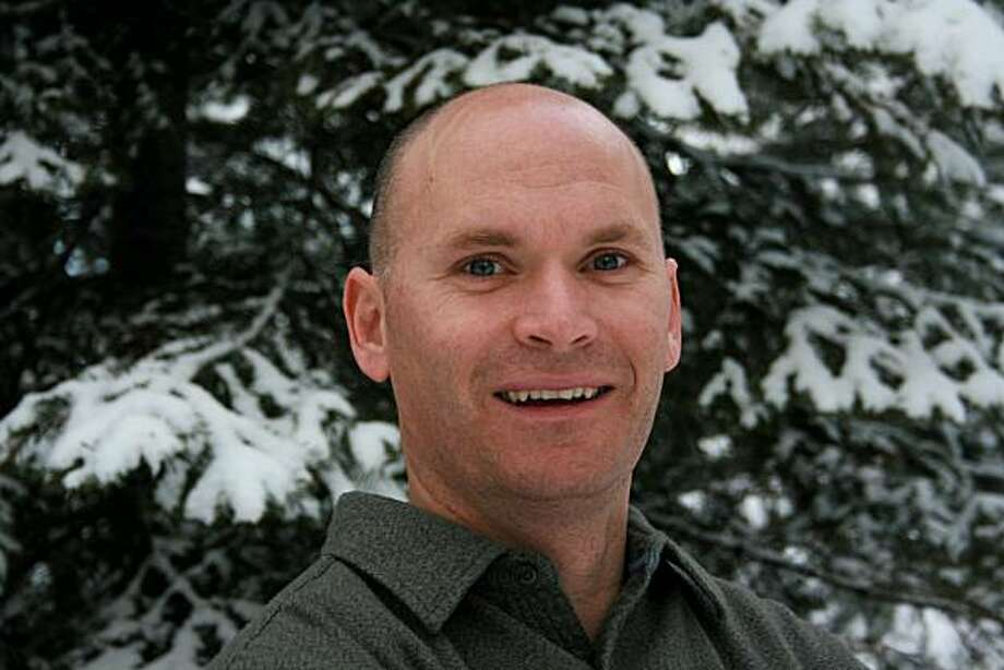 Anthony Doerr Photo: Shauna Doerr