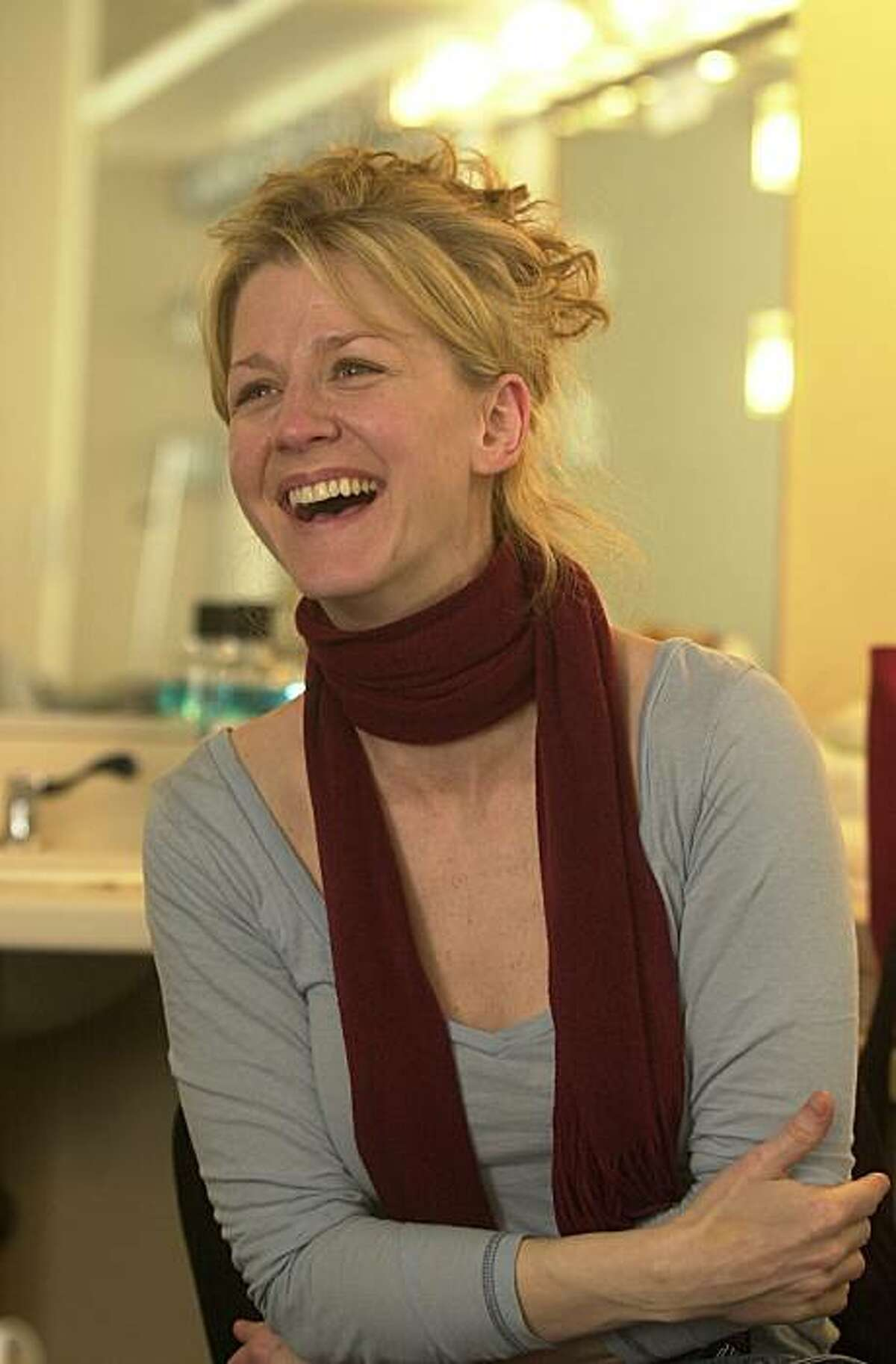 Rene Augensen, leading lady at ACT talks about her role in the Ibsen's protofeminist classic
