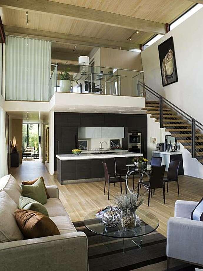 A newly renovated St. Helena home. Photo: David Duncan Livingston