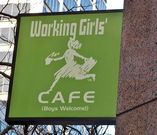 Working Girls  Cafe makes tasty and fresh deli sandwiches, generously proportioned salads and homemade soups. Photo: Stephanie Wright Hession