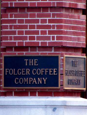 The Folger Coffee Company building was purchased by J.A. Folger in 1872. Photo: Stephanie Wright Hession