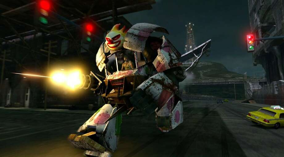 """Twisted Metal"" is the latest game in the vehicular combat franchise by developer Eat Sleep Play. Photo: Eat Sleep Play"