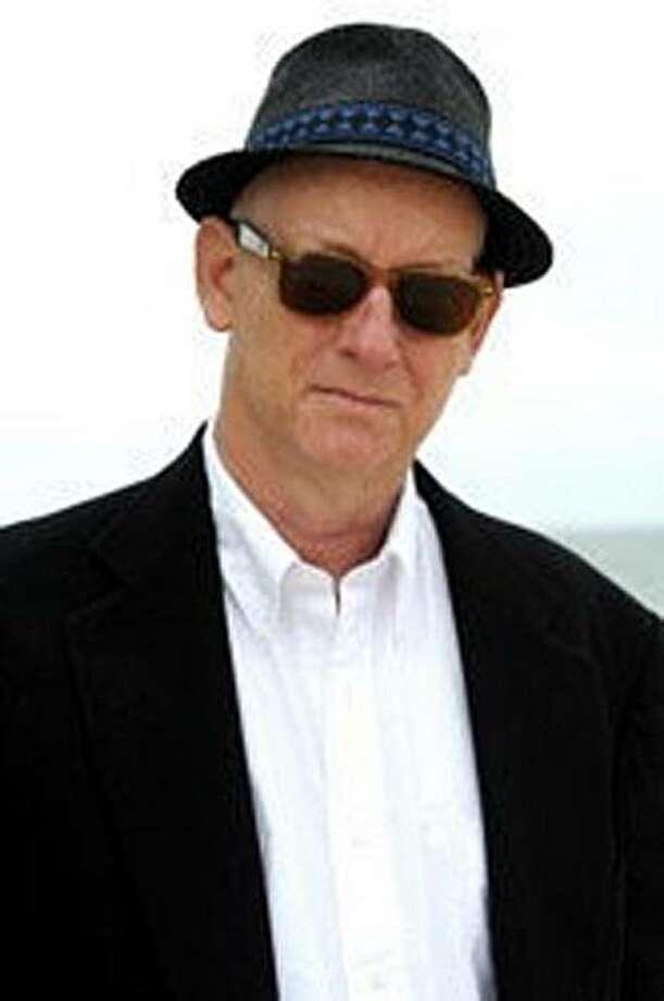 P.G. Sturges, author Photo: Paul Lim