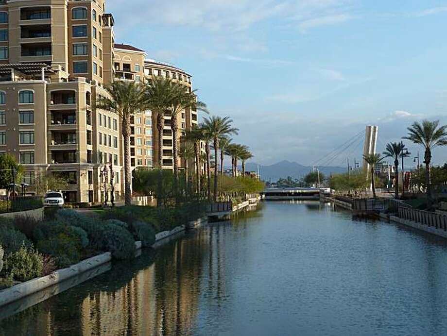 16. Scottsdale, Arizona2013 rank: 15Total number of meeting hotels: 76 Photo: Spud Hilton, The Chronicle