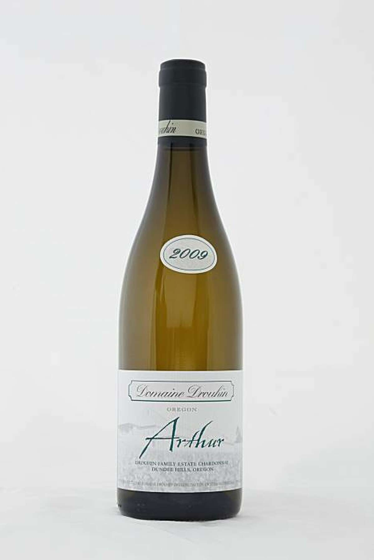 2009 Domaine Drouhin Oregon Arthur Dundee Hills Chardonnay ($30) as seen in San Francisco, Calif., on February 16, 2011.