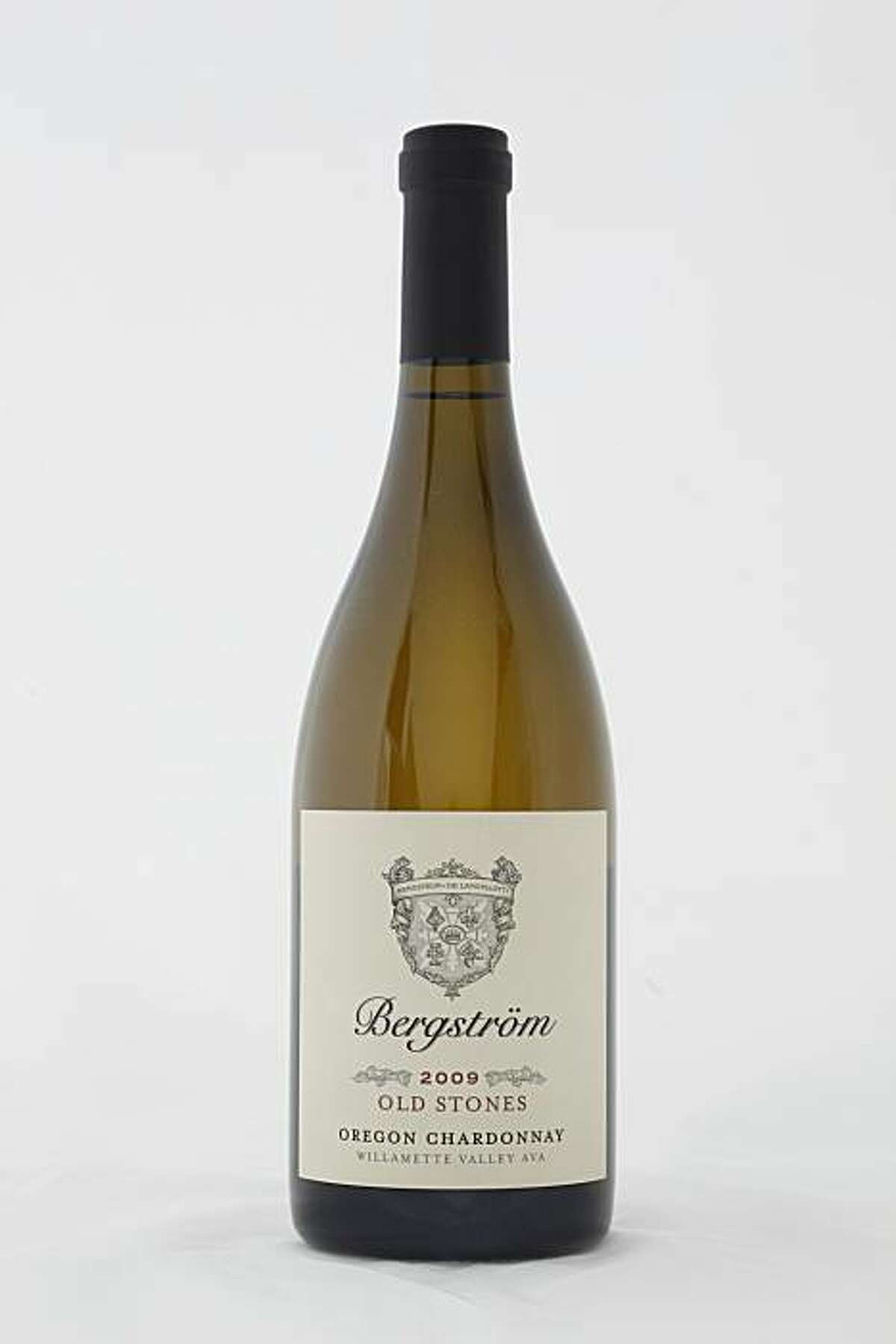 2009 Bergstrom Old Stones Willamette Valley Chardonnay ($30) as seen in San Francisco, Calif., on February 16, 2011.