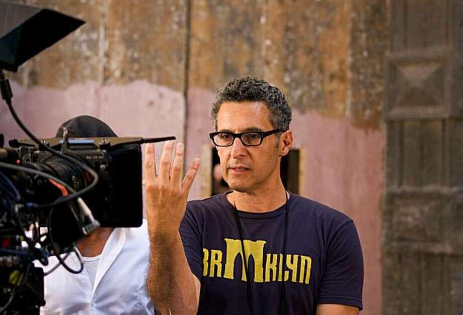 """""""Passione"""" director  John Turturro. Photo: Cinecitta Luce"""