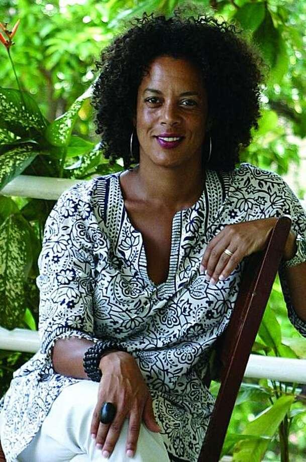 Aminatta Forna, author Photo: Simon Westcott