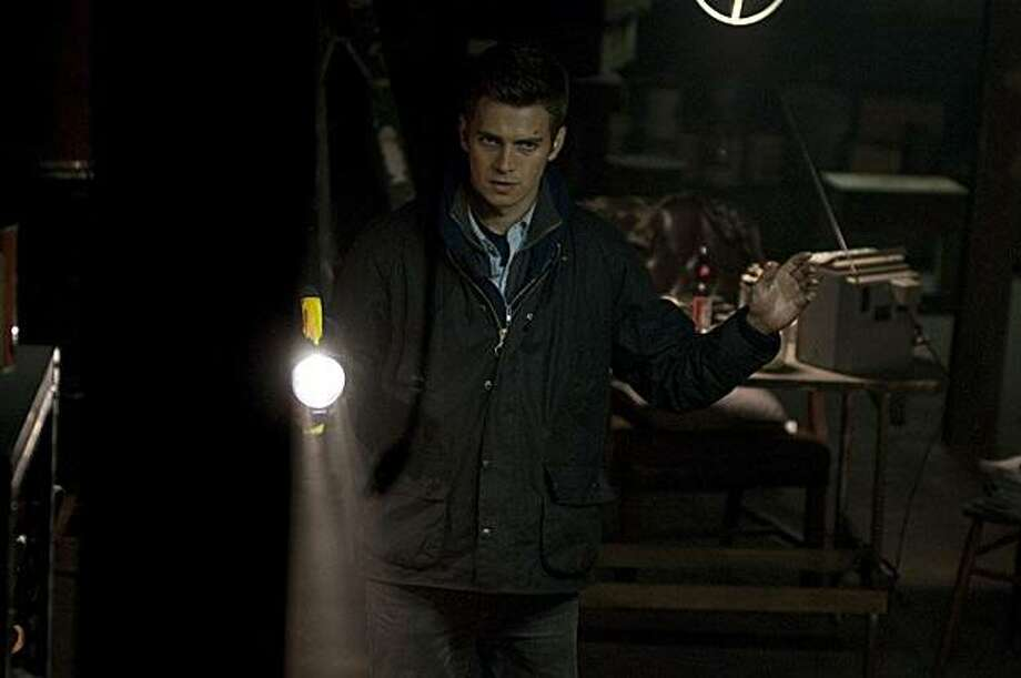 "Hayden Christensen in  ""Vanishing on 7th Street."" Photo: Magnolia Pictures"