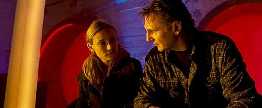 "DIANE KRUGER as Gina and LIAM NEESON as Dr. Martin Harris in Dark Castle Entertainment's thriller ""UNKNOWN,"" a Warner Bros. Pictures release. Photo: Courtesy Warner Bros. Pictures"