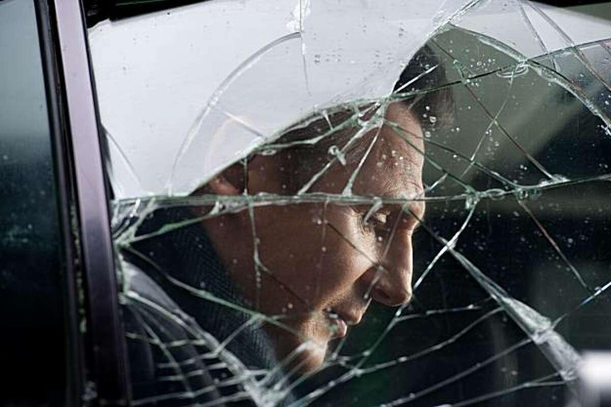 LIAM NEESON as Dr. Martin Harris in Dark Castle Entertainment's thriller
