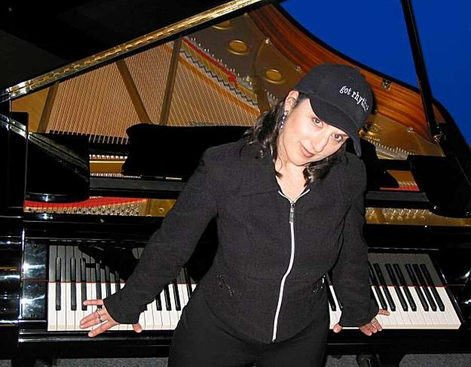 Rebecca Mauleon Photo: Courtesy, Oakland East Bay Orchestra
