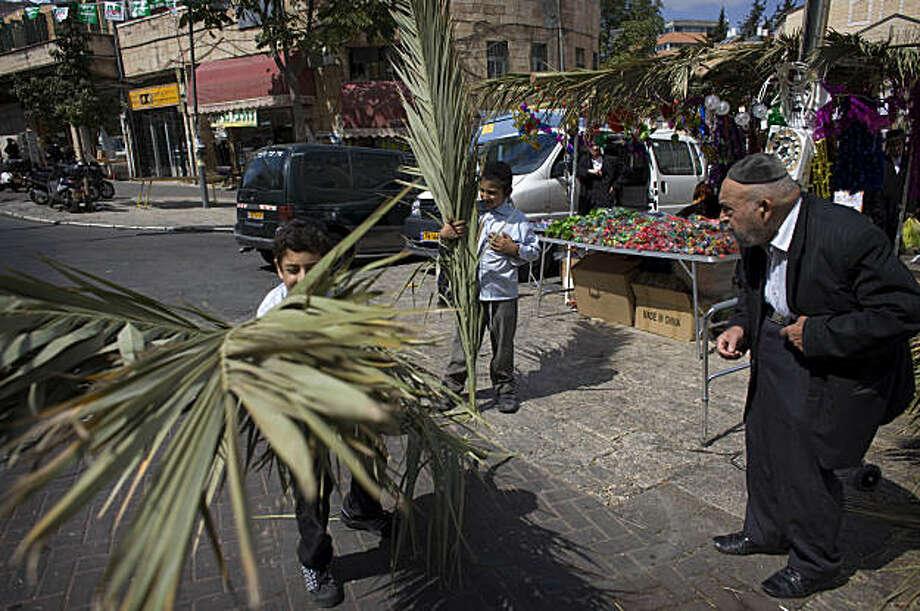 The Festival Of Sukkot Sfgate