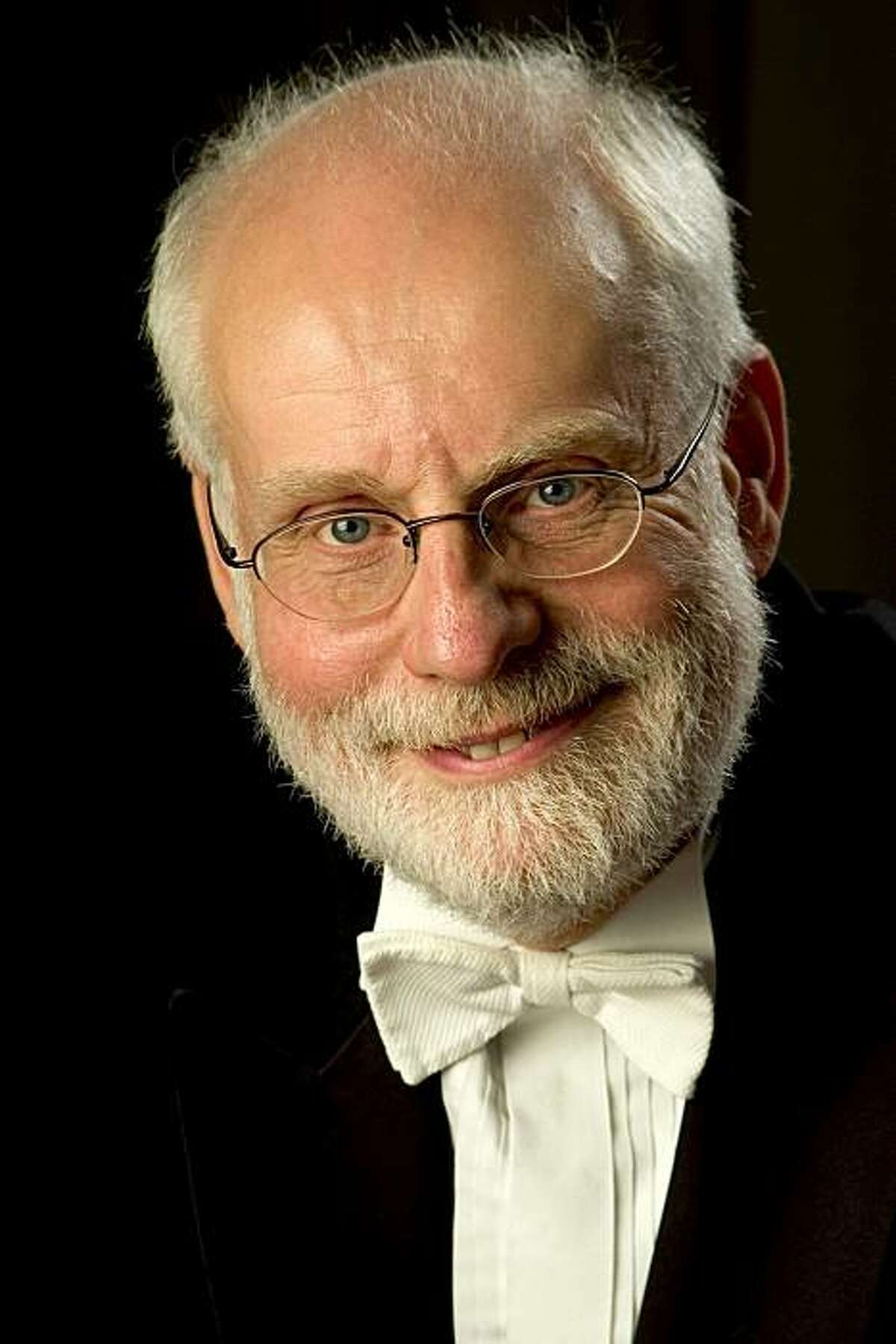 Ton Koopman to conduct the SF Symphony.