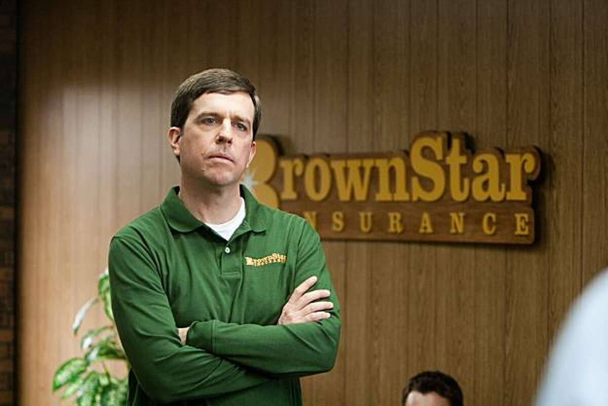 In this film publicity image released by Fox Searchlight Films, Ed Helms portrays Tim Lippe in