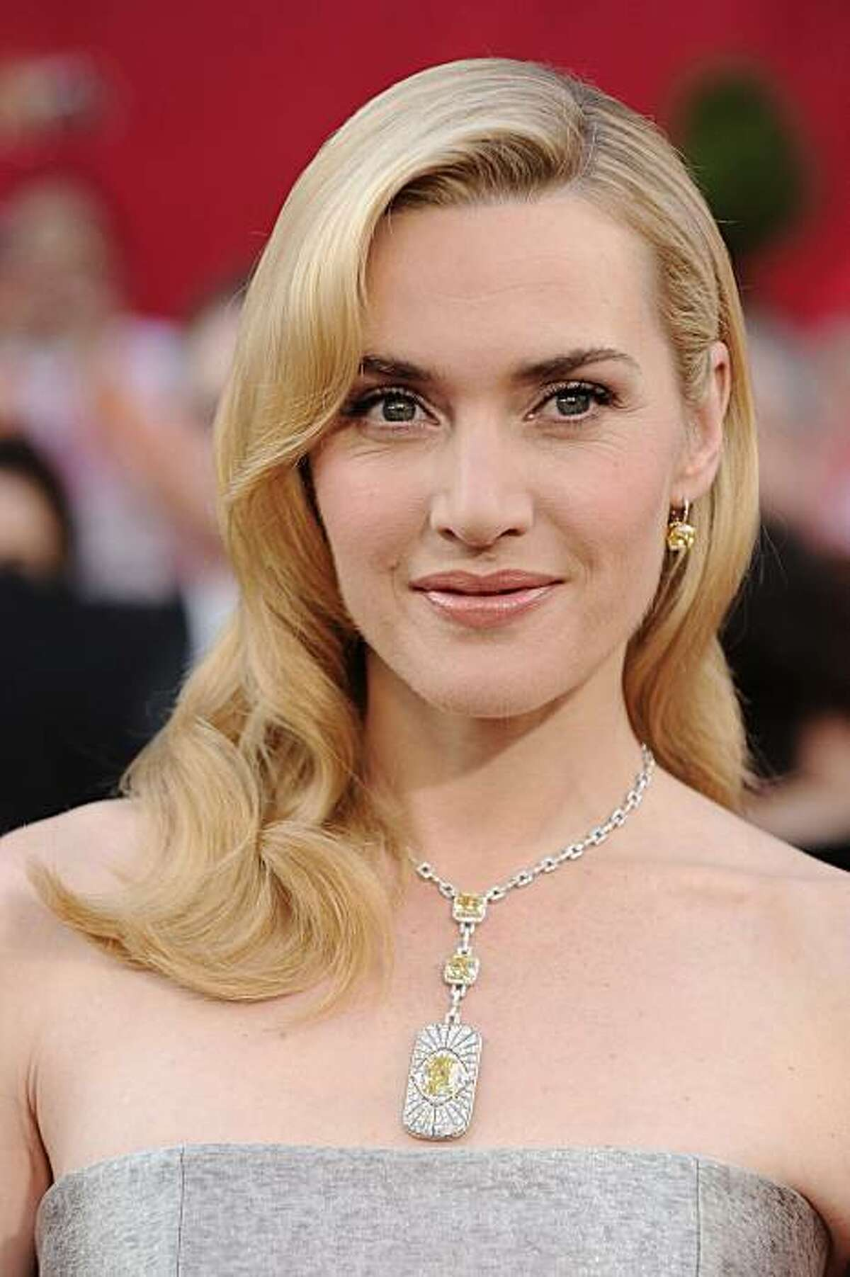 Kate Winslet, March 7, 2010, age 34.
