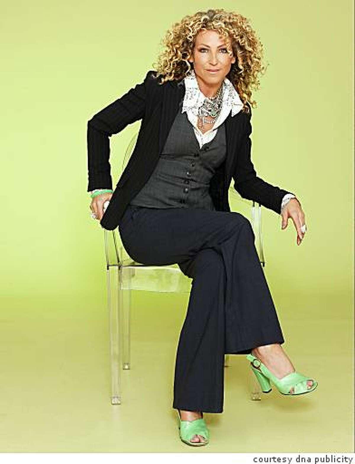 Stylist and 'no poo' guru Lorraine Massey.