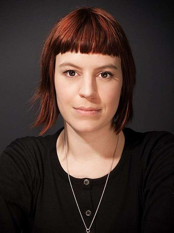 Author Rebecca Hunt Photo: Angus Muir