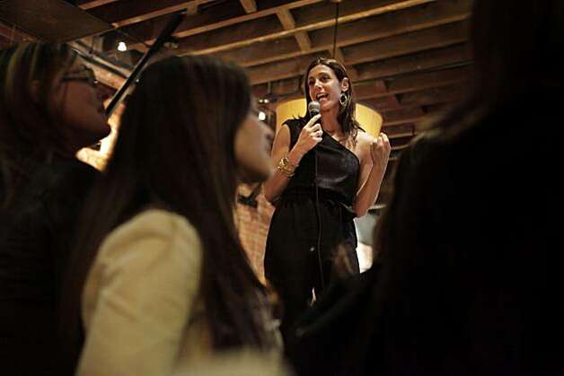 Stella dot sells jewelry at home parties sfgate for Stella and dot san francisco