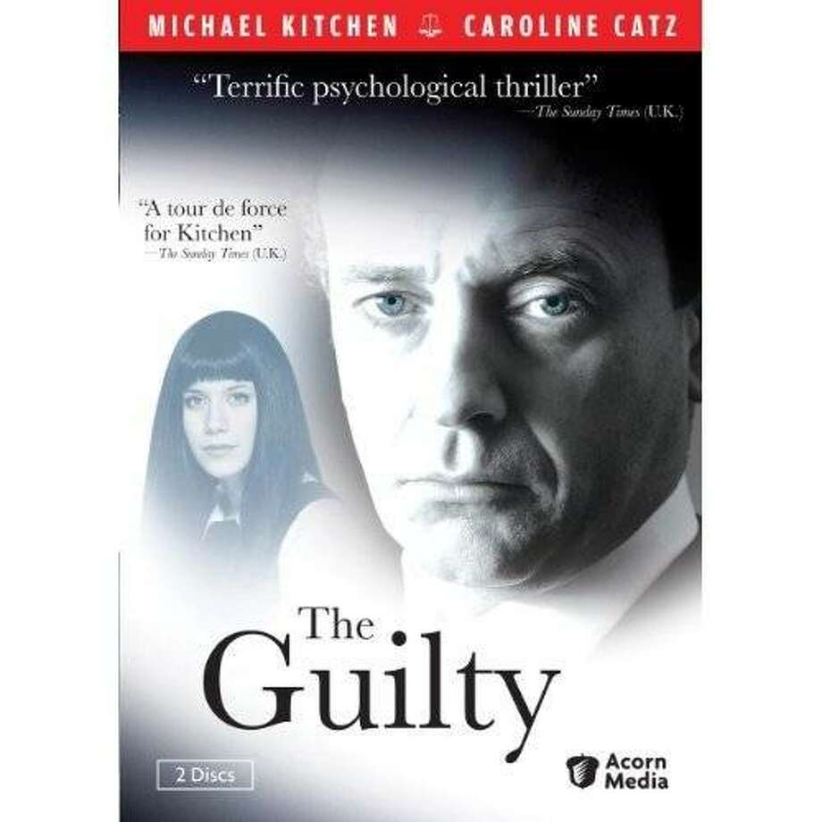 dvd cover THE GUILTY Photo: Amazon.com