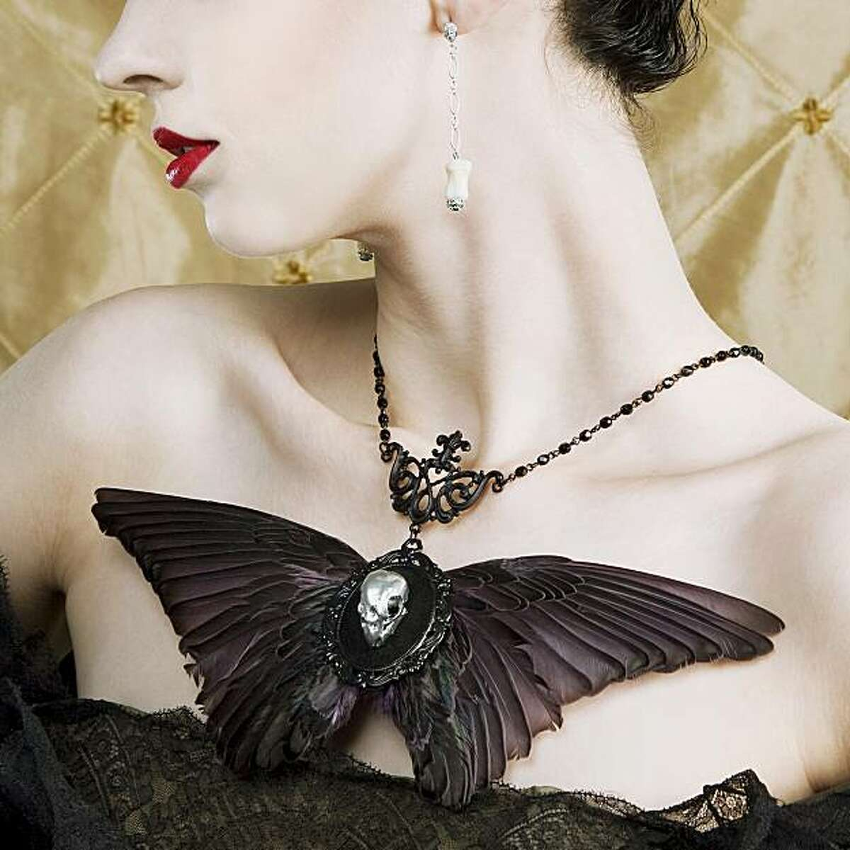 Loved to Death jewelery