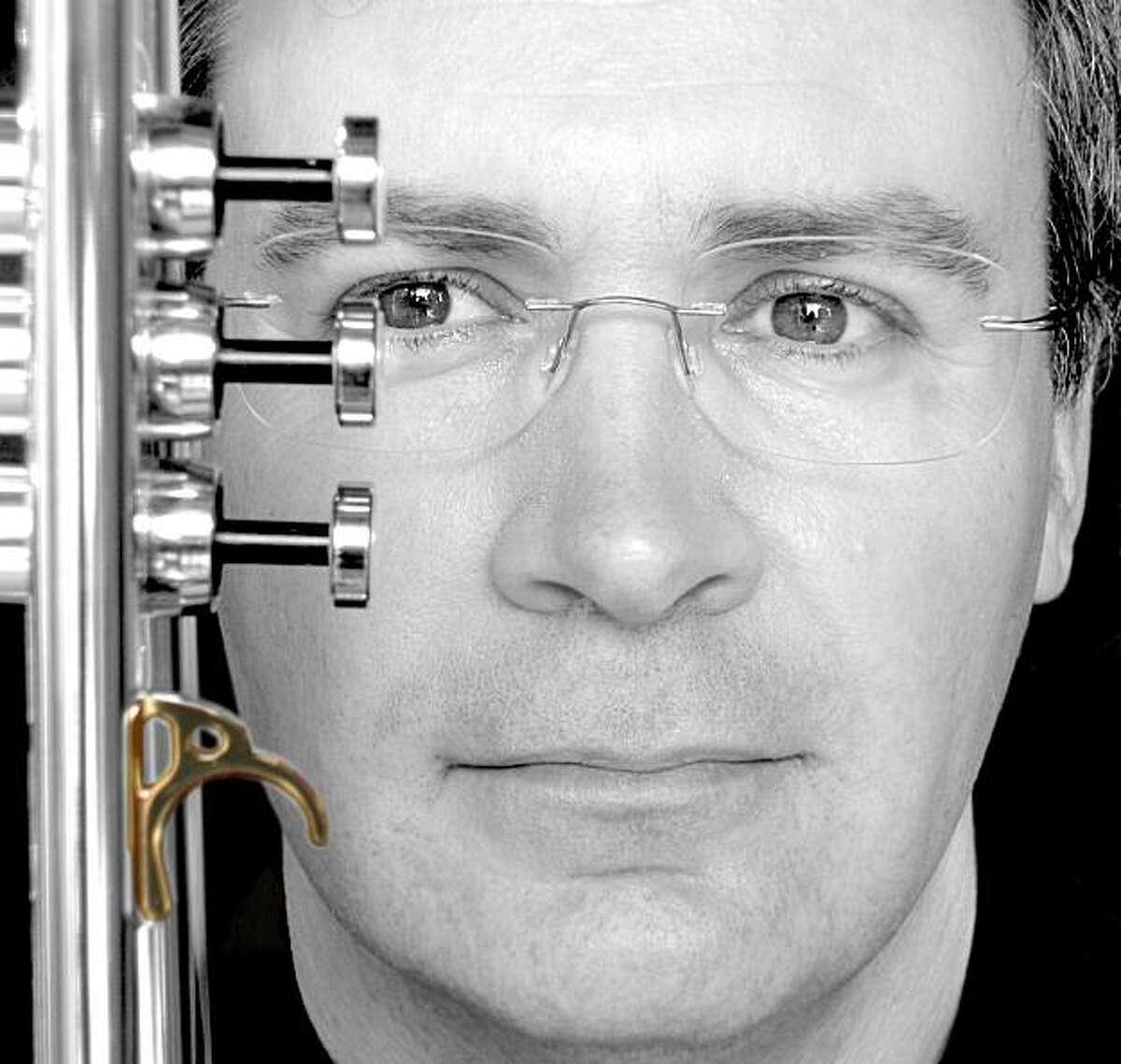 Trumpeter Gabriele Cassone