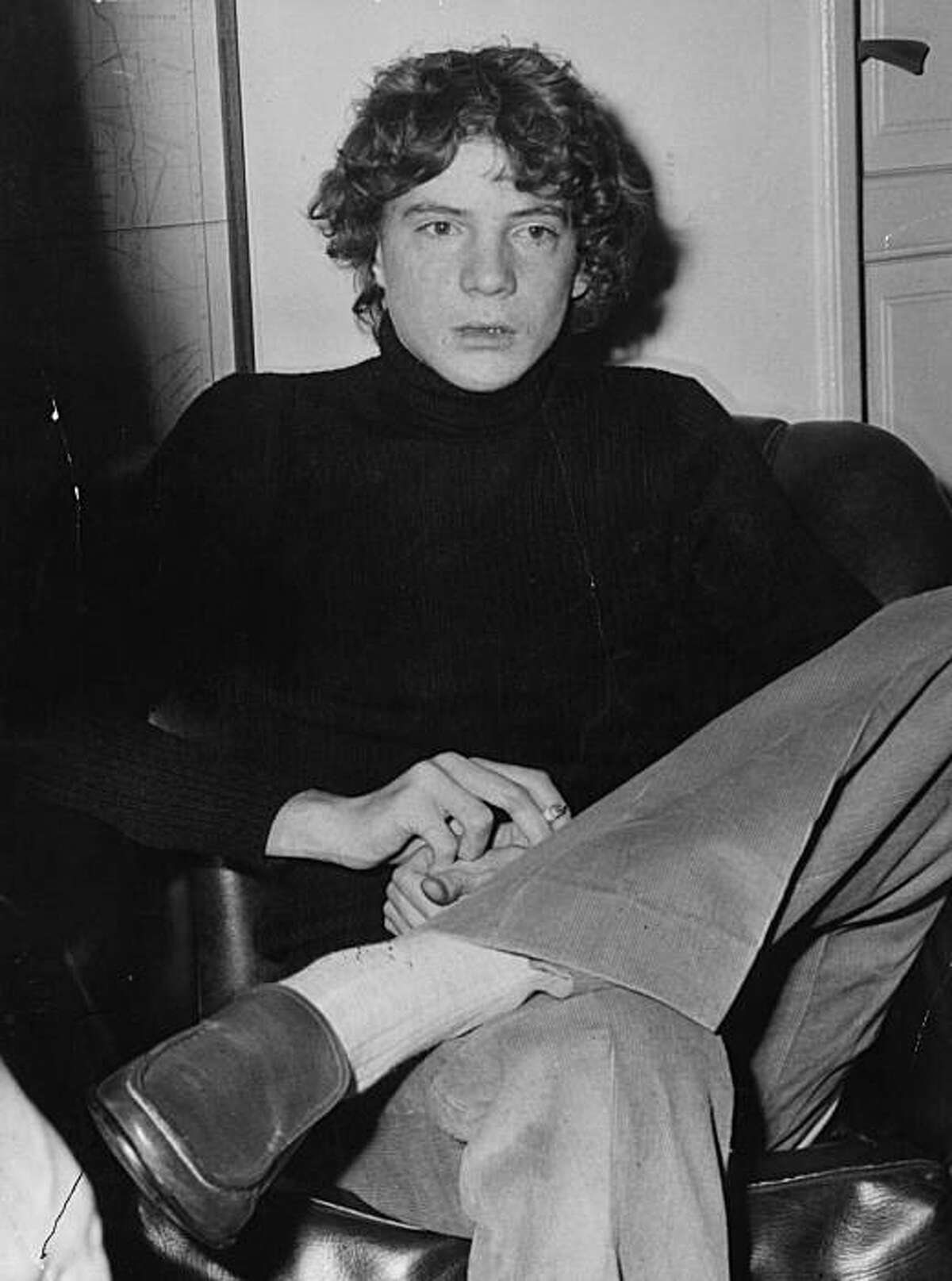 DECEMBER 21, 1973: J. Paul Getty III is shown December 21, 1973. Getty, grandson of the oil magnate J. Paul Getty, died in Buckinghamshire, England, according to a statement from his actor-son, Balthazar Getty February 7, 2011. He was 54.