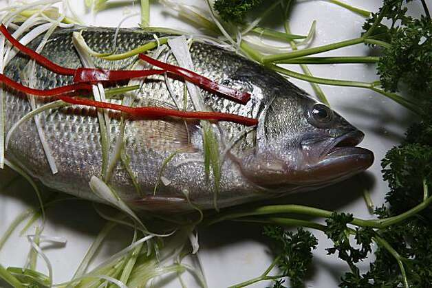 Chinese new year dining in the bay area sfgate for Steamed whole fish